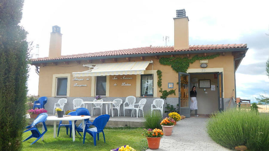 Albergue San Antonio de Padua, Villar de Mazarife, León - Camino Francés :: Albergues del Camino de Santiago