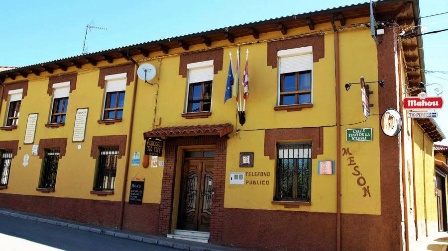 Albergue Tío Pepe, Villar de Mazarife, León - Camino Francés :: Albergues del Camino de Santiago
