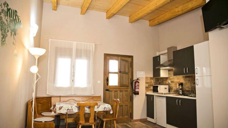 Apartamentos rurales Las Carballedas, Rabanal del Camino, León - Camino Francés :: Alojamientos del Camino de Santiago