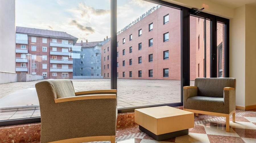 Aparthotel Exe Campus San Mamés, León - Camino Francés :: Alojamientos del Camino de Santiago