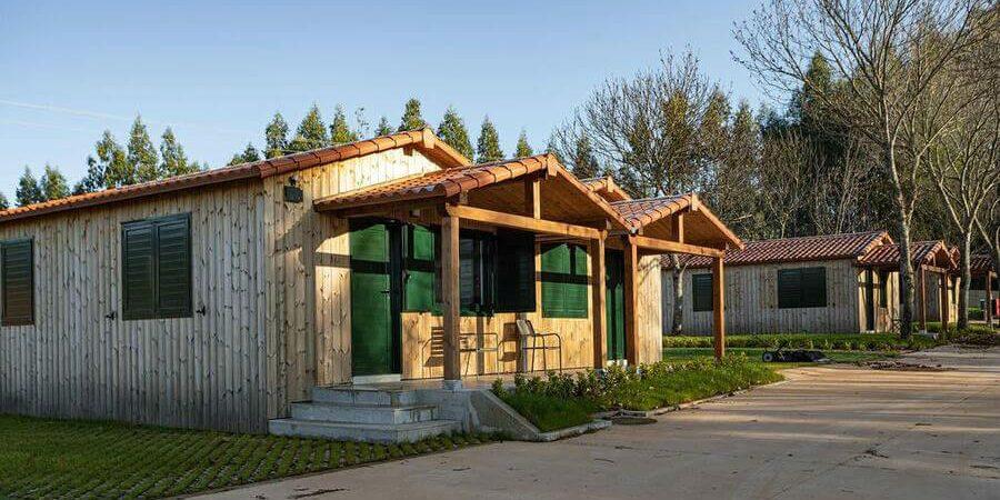 Camping Teiraboa Base Camp, Arzúa, La Coruña - Camino Francés :: Alojamientos del Camino de Santiago