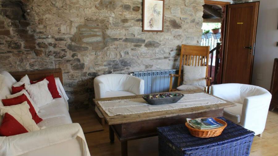 Casa rural do Ferreiro, Las Herrerías de Valcarce, León - Camino Francés :: Alojamientos del Camino de Santiago