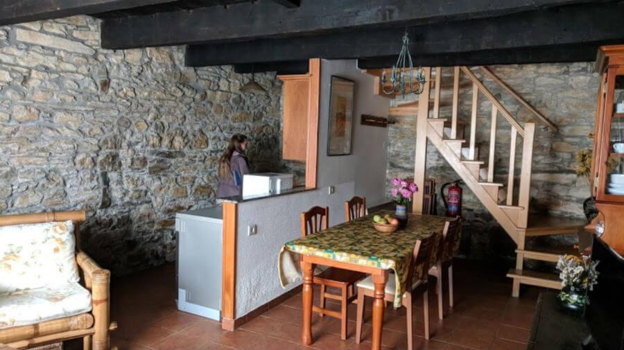 Casa rural Pandelo, Vega de Valcarce, León - Camino Francés :: Alojamientos del Camino de Santiago