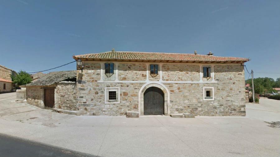 Casona de Rabanal-Oca, Rabanal del Camino, León - Camino Francés :: Alojamientos del Camino de Santiago