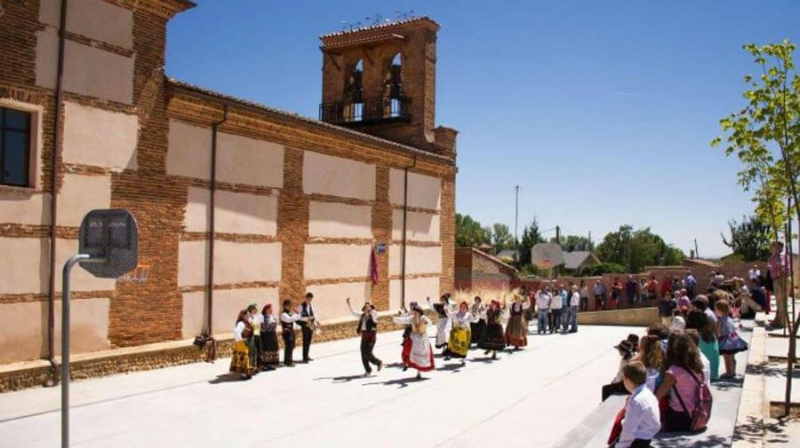 Fresno del Camino, León - Camino Francés (Etapa de León a Villar de Mazarife) :: Guía del Camino de Santiago