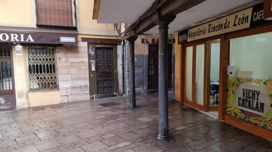 Hospedería Rincón de León, León - Camino Francés :: Alojamientos del Camino de Santiago
