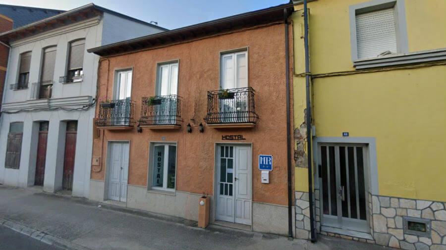 Hostal Camponaraya, Camponaraya, León - Camino Francés :: Alojamientos del Camino de Santiago