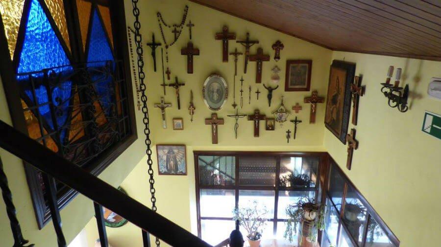 Hostal Convento de Foncebadón, Foncebadón, León - Camino Francés :: Alojamientos del Camino de Santiago