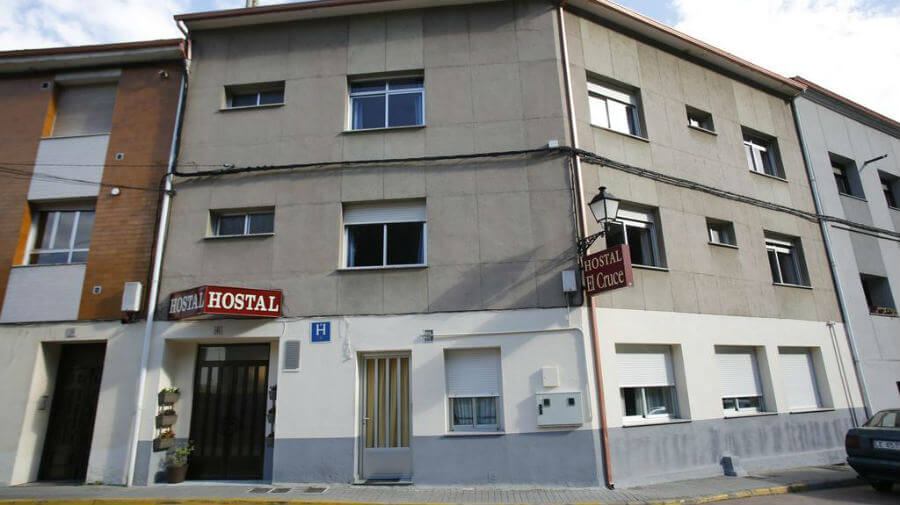 Hostal El Cruce, Villafranca del Bierzo, León - Camino Francés :: Alojamientos del Camino de Santiago