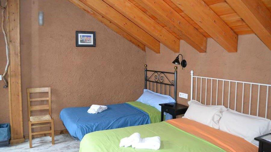 Hostal El Trasgu de Foncebadón, Foncebadón, León - Camino Francés :: Alojamientos del Camino de Santiago