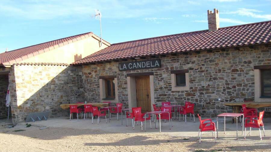 Hostal La Candela, Rabanal del Camino, León - Camino Francés :: Alojamientos del Camino de Santiago