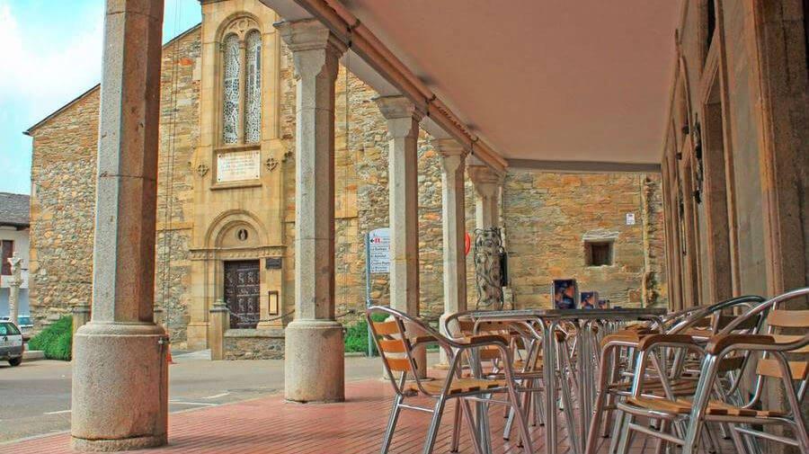 Hostal Siglo XIX, Cacabelos, León - Camino Francés :: Alojamientos del Camino de Santiago