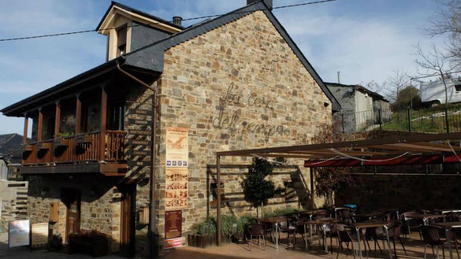Hostal rural La Casa del Peregrino, El Acebo de San Miguel, León - Camino Francés :: Alojamientos del Camino de Santiago