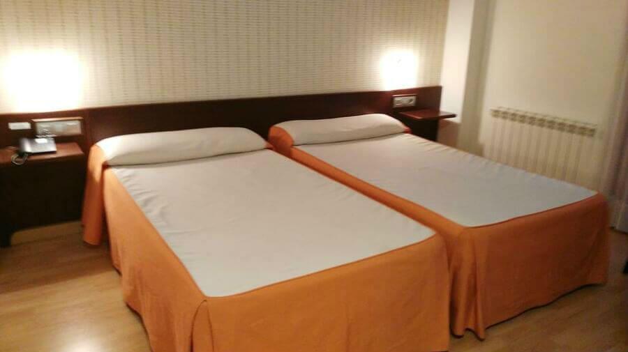 Hotel Alfageme, Trobajo del Camino, León - Camino Francés :: Alojamientos del Camino de Santiago