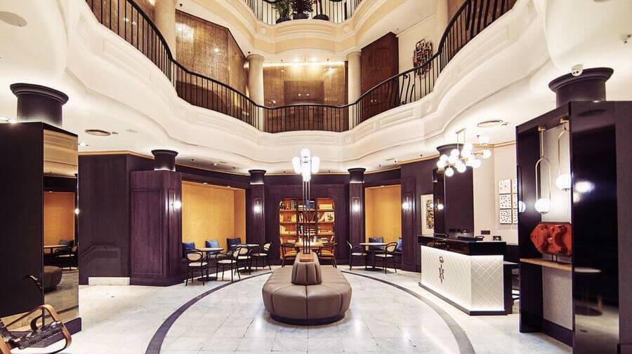 Hotel Alfonso V, León - Camino Francés :: Alojamientos del Camino de Santiago