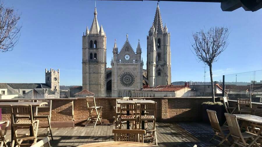 Hotel Camarote, León - Camino Francés :: Alojamientos del Camino de Santiago