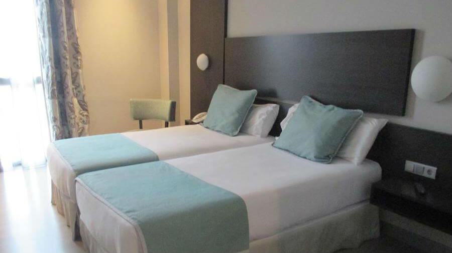 Hotel Ciudad de Ponferrada, Ponferrada, León - Camino Francés :: Alojamientos del Camino de Santiago