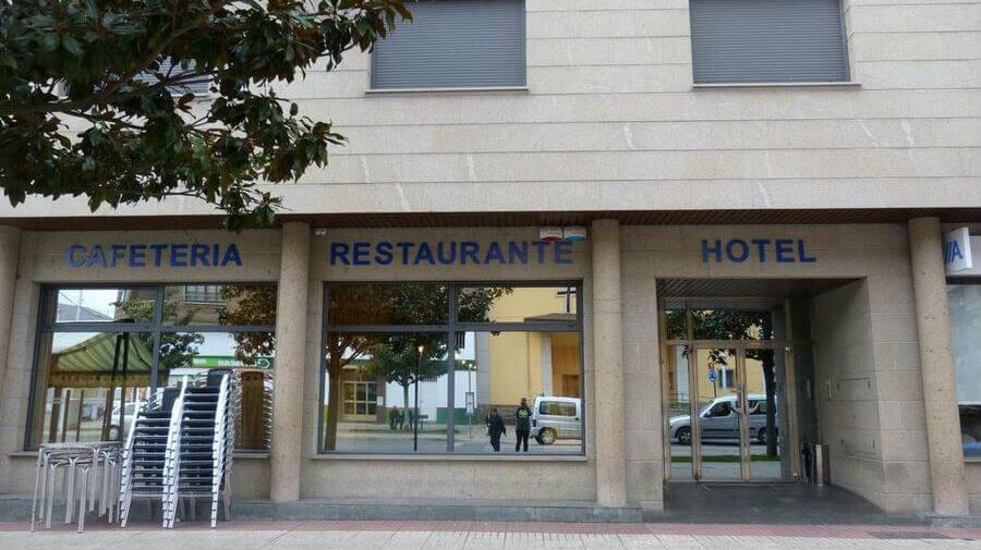 Hotel El Ancla, Ponferrada, León - Camino Francés :: Alojamientos del Camino de Santiago