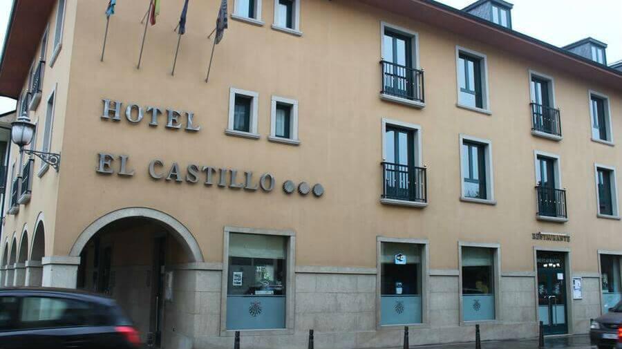 Hotel El Castillo, Ponferrada, León - Camino Francés :: Alojamientos del Camino de Santiago
