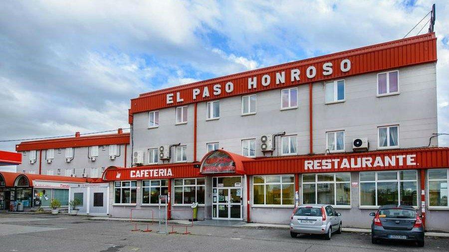 Hotel El Paso Honroso, Hospital de Órbigo, León - Camino Francés :: Alojamientos del Camino de Santiago