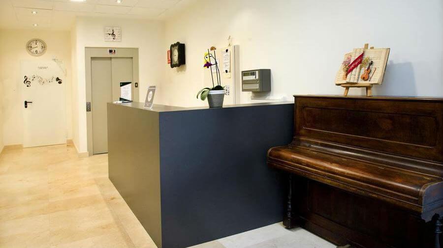 Hotel Imprenta Musical, Astorga, León - Camino Francés :: Alojamientos del Camino de Santiago