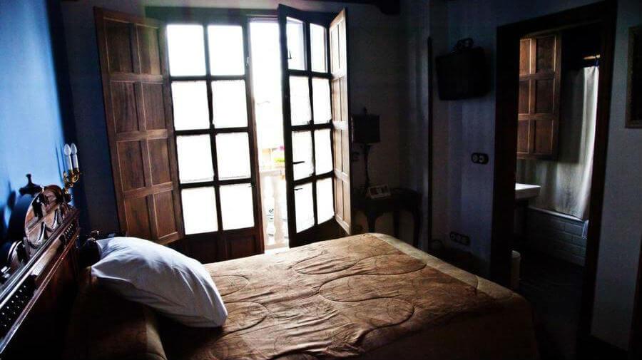 Hotel La Moncloa de San Lázaro, Cacabelos, León - Camino Francés :: Alojamientos del Camino de Santiago