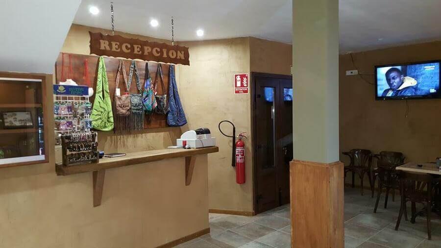 Hotel La Posada del Druida, Foncebadón, León - Camino Francés :: Alojamientos del Camino de Santiago
