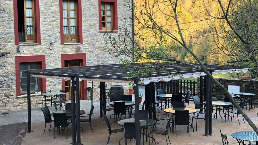Hotel rural El Capricho de Josana, Las Herrerías de Valcarce, León - Camino Francés :: Alojamientos del Camino de Santiago