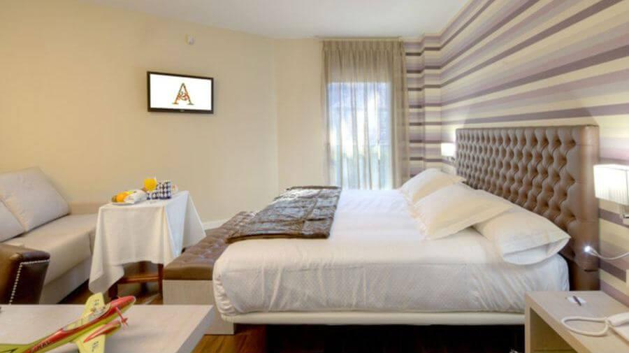 Hotel Spa Ciudad de Astorga, Astorga, León - Camino Francés :: Alojamientos del Camino de Santiago