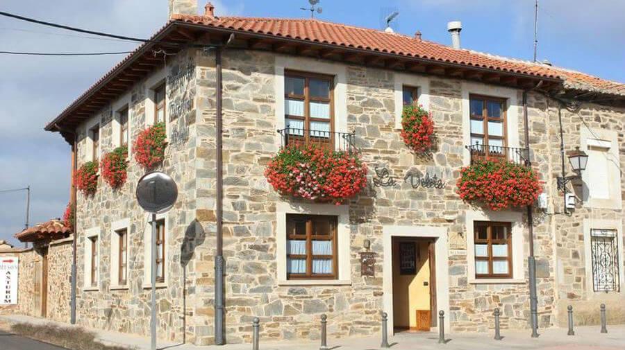 Hotel rural La Veleta, Murias de Rechivaldo, León - Camino Francés :: Alojamientos del Camino de Santiago