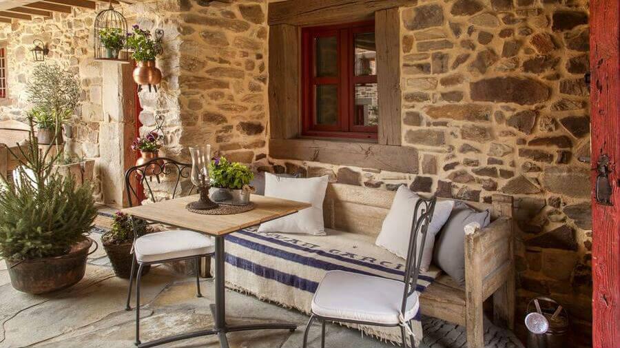 Hotel rural Vía Avis, Santa Catalina de Somoza, León - Camino Francés :: Alojamientos del Camino de Santiago