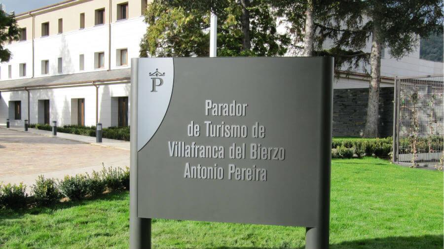 Parador de Villafranca del Bierzo, León - Camino Francés :: Alojamientos del Camino de Santiago
