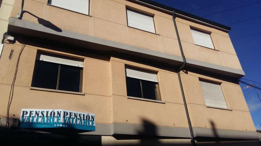 Pensión Valcarce, Ponferrada, León - Camino Francés :: Alojamientos del Camino de Santiago