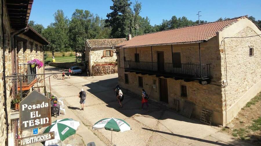 Posada El Tesín, Rabanal del Camino, León - Camino Francés :: Alojamientos del Camino de Santiago