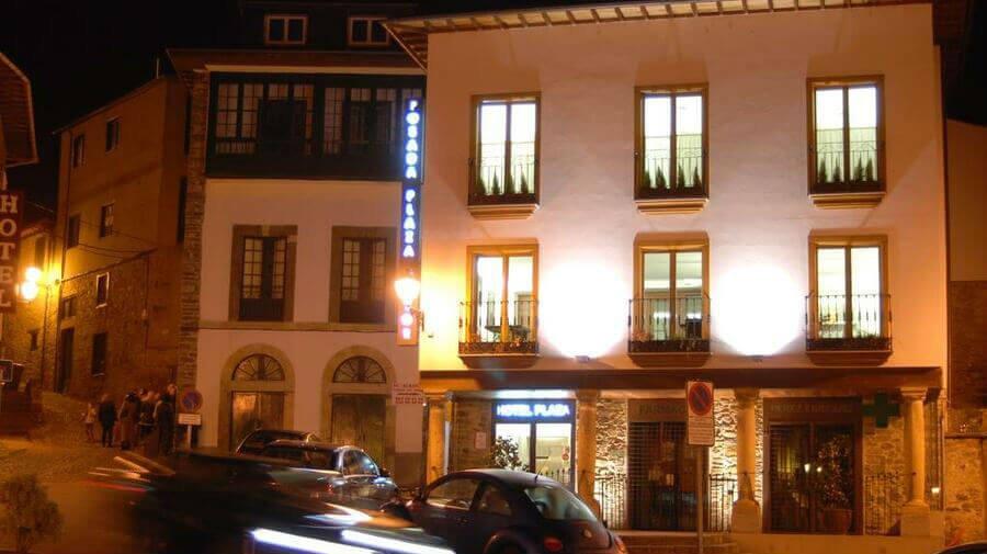Hotel Posada Plaza Mayor, Villafranca del Bierzo, León - Camino Francés :: Alojamientos del Camino de Santiago