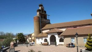 Iglesia de Santiago Apóstol, Villar de Mazarife, León - Camino Francés :: Guía del Camino de Santiago