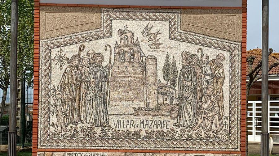 Villar de Mazarife, León - Camino Francés :: Guía del Camino de Santiago