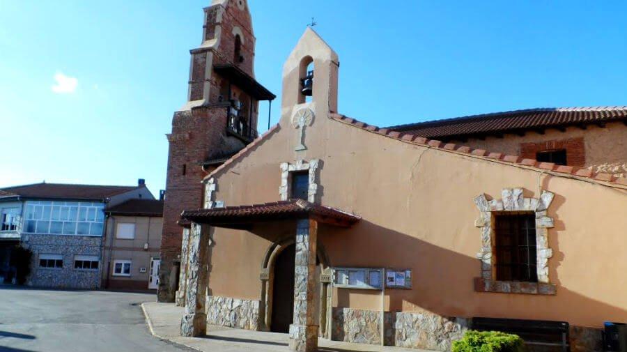 Iglesia de las Candelas, Villavante, León - Camino Francés (Etapa de Villar de Mazarife a Astorga) :: Guía del Camino de Santiago