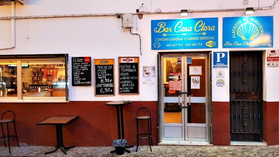 Albergue Casa Clara, Almadén de la Plata, Sevilla - Vía de la Plata :: Albergues del Camino de Santiago