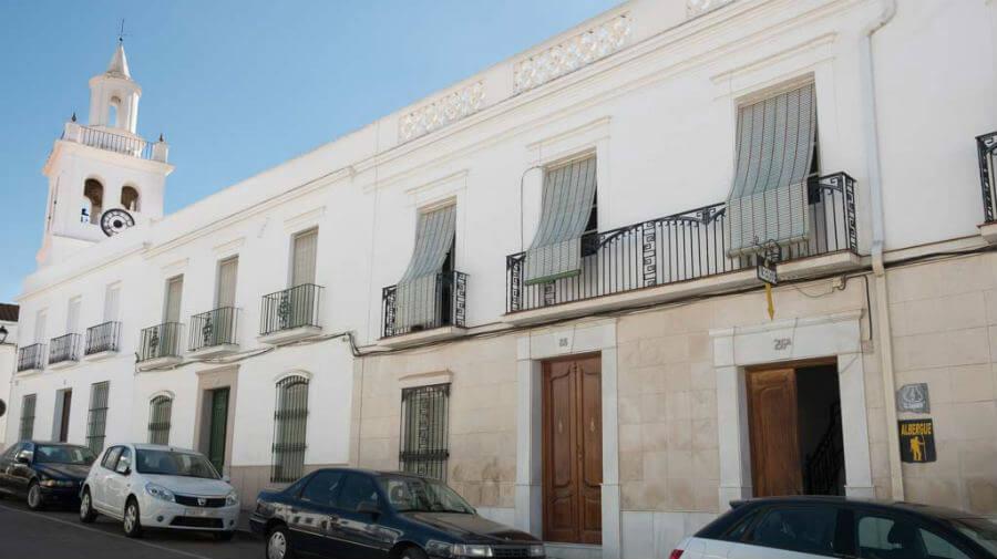 Albergue El Carmen, Villafranca de los Barros, Badajoz - Vía de la Plata :: Albergues del Camino de Santiago
