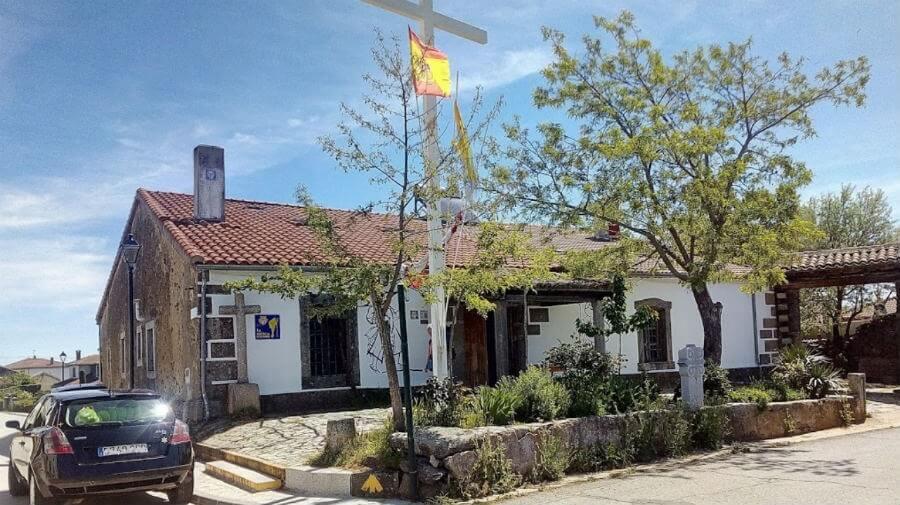 Albergue de Fuenterroble de Salvatierra, Salamanca - Vía de la Plata :: Albergues del Camino de Santiago