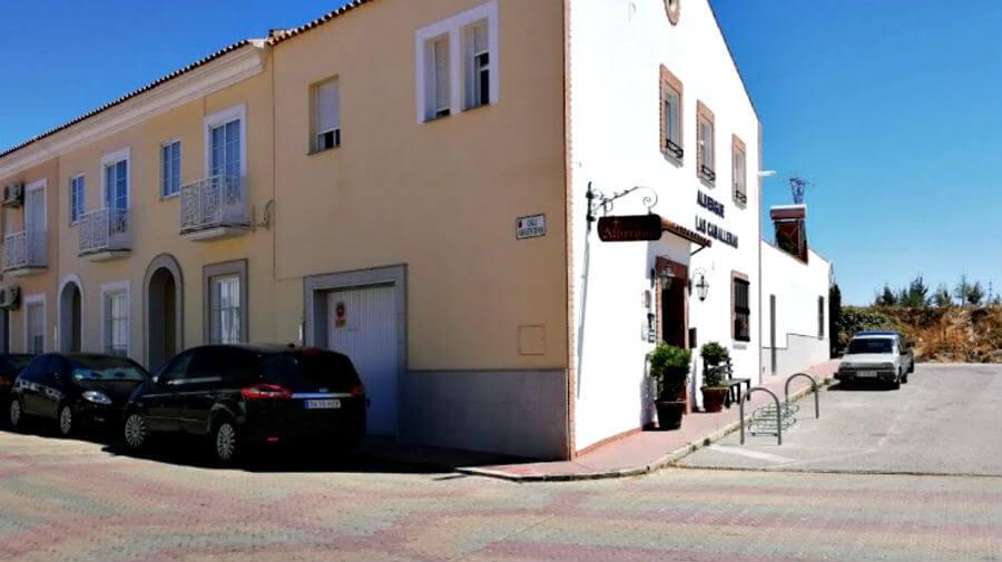 Albergue Las Caballeras, Villafranca de los Barros, Badajoz - Vía de la Plata :: Albergues del Camino de Santiago