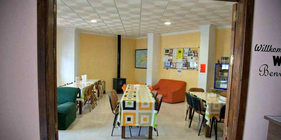 Albergue Las Moreras, Monesterio, Badajoz - Vía de la Plata :: Albergues del Camino de Santiago