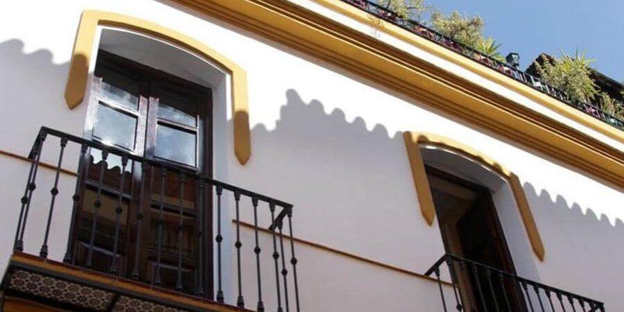 Albergue Triana Hostel, Sevilla - Vía de la Plata :: Albergues del Camino de Santiago