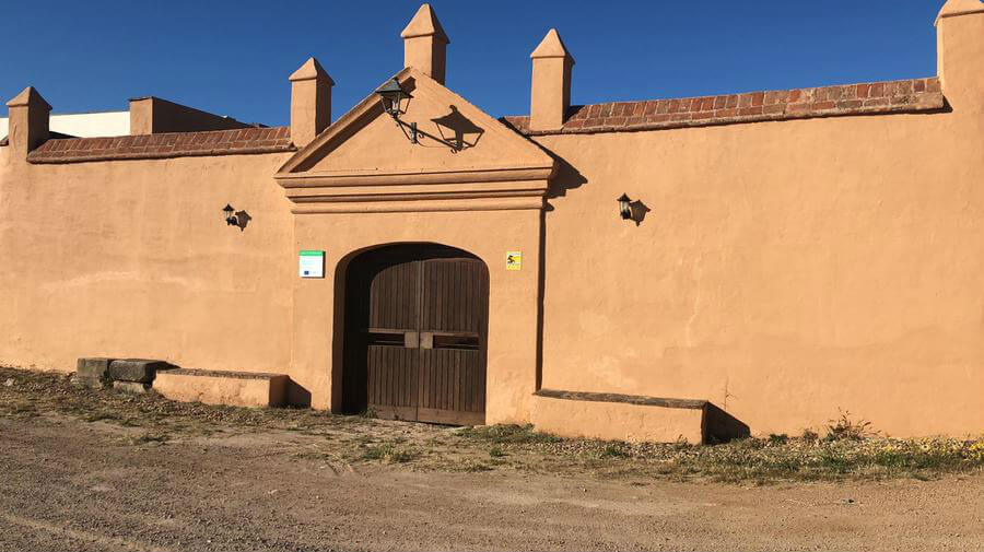 Albergue La Almazara, Villafranca de los Barros, Badajoz - Vía de la Plata :: Albergues del Camino de Santiago