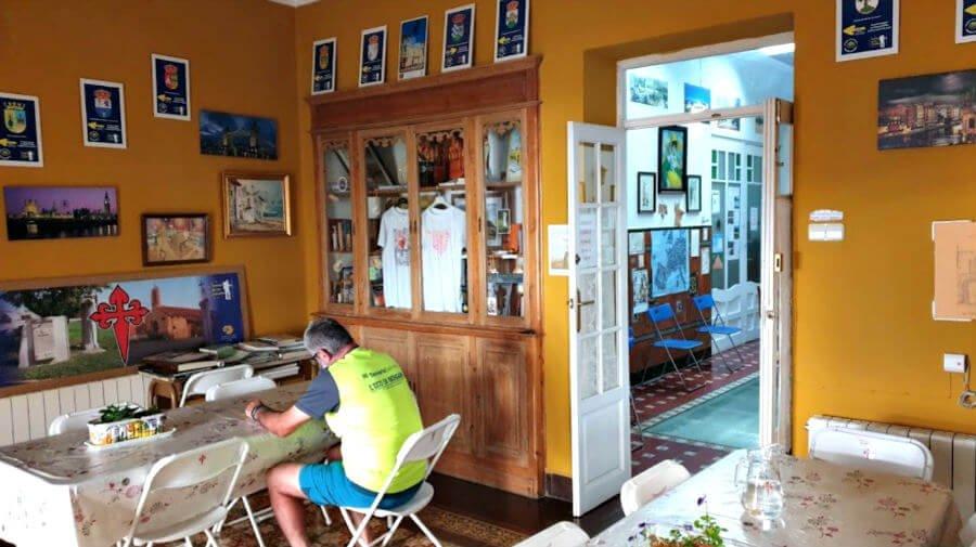 Albergue de peregrinos Van Gogh de Zafra, Badajoz - Vía de la Plata :: Albergues del Camino de Santiago