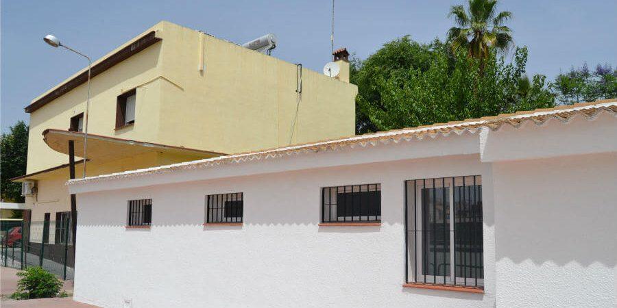 Albergue municipal de Guillena, Sevilla - Vía de la Plata :: Albergues del Camino de Santiago