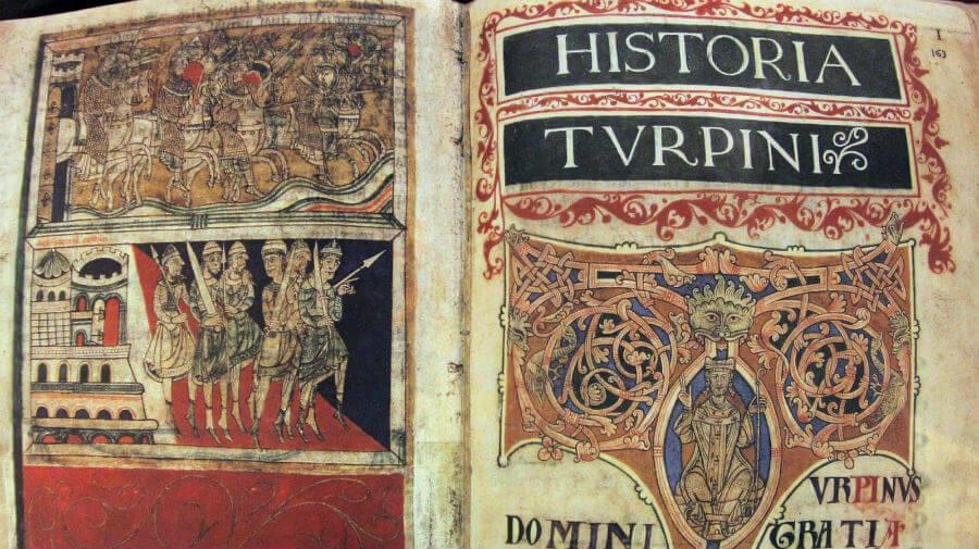 Códex Calixtinus o Códice Calistino :: Albergues del Camino de Santiago