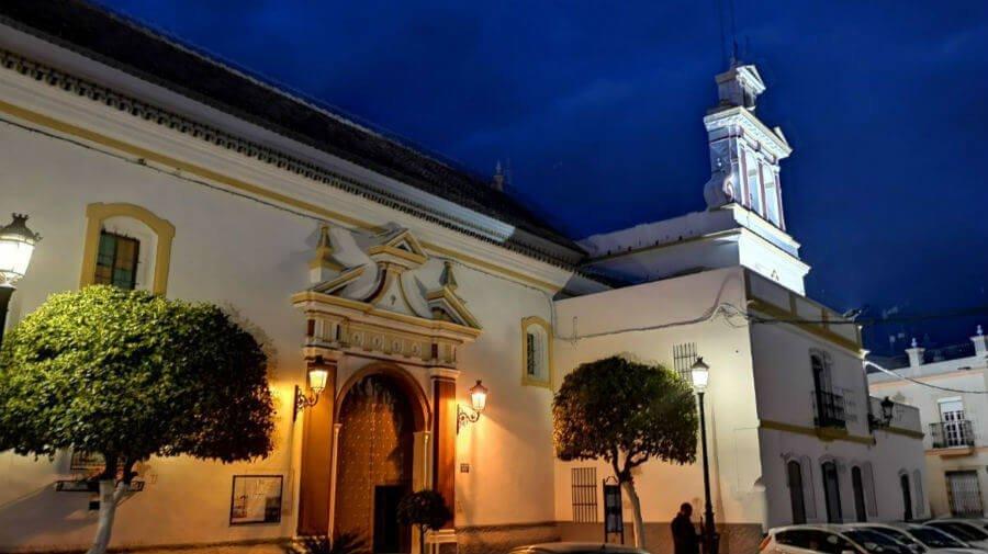 Iglesia de Nuestra Señora de la Granada, Guillena (Sevilla) - Vía de la Plata :: Guía del Camino de Santiago