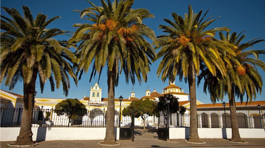 Los Santos de Maimona, Badajoz - Vía de la Plata :: Guía del Camino de Santiago